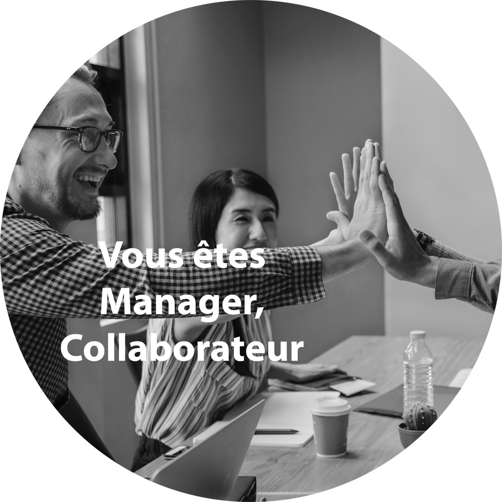 Manager, Collaborateur